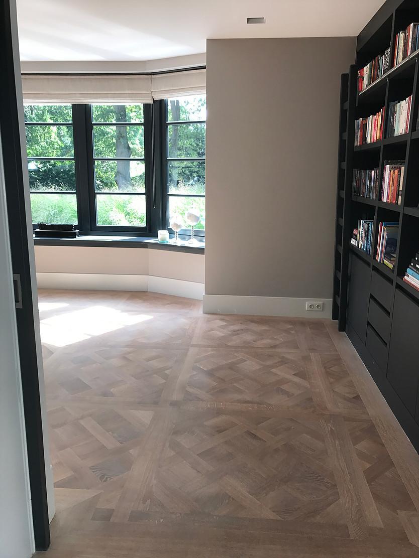 HT-Vloeren-Villa Laren-kantoor